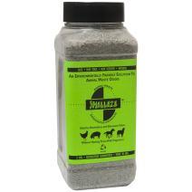 SMELLEZE Natural Animal Waste Odor Removal Deodorizer: 50 lb. Granules Rid Feces