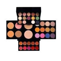 Profusion Cosmetics - Pro Starter Kit - Makeup Artist Kit Eyeshadows Lip Shades Highlighters Contour Bronzer Highlighter