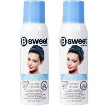 Jerome Russell B Sweet Pastel Temporary Hair Color Spray, Misty Blue, 3.5 oz, 2-Pack