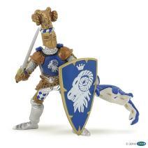 Papo Blue Weapon Master Ram Toy