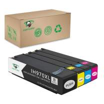 Replacement 970xl 971xl Ink Cartridges, Supricolor 970 971 Ink V8 Chips Compatible Officejet Pro X576dw X476dw X476dn X451dn X451dw X551dw Printer