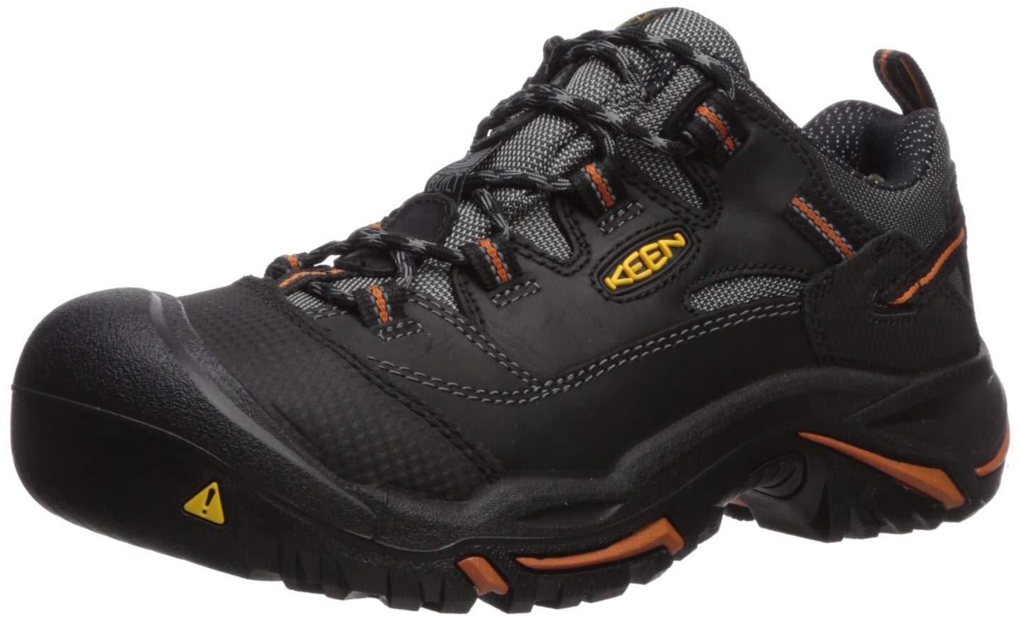 KEEN Utility - Men's Braddock Low (Steel Toe) Work Shoes
