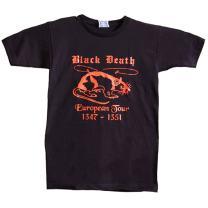 Northern Sun Black Death Tour T-Shirt