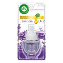 Air Wick Scented Oil 8 Refills, Lavender & Chamomile, (8X0.67oz), Air Freshener