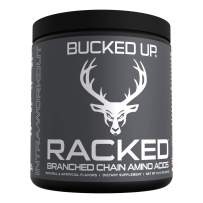 """RACKED™ Branch Chained Amino Acids - Pina Colada Flavor -""""BCAAs That You Can Feel!"""" Powder, 30 Servings"""