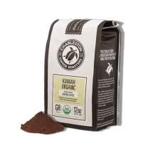 Charleston Coffee Roasters | Specialty Organic Ground Bag | Hand Picked, Premium Slow Roast | Kiawah (12oz)