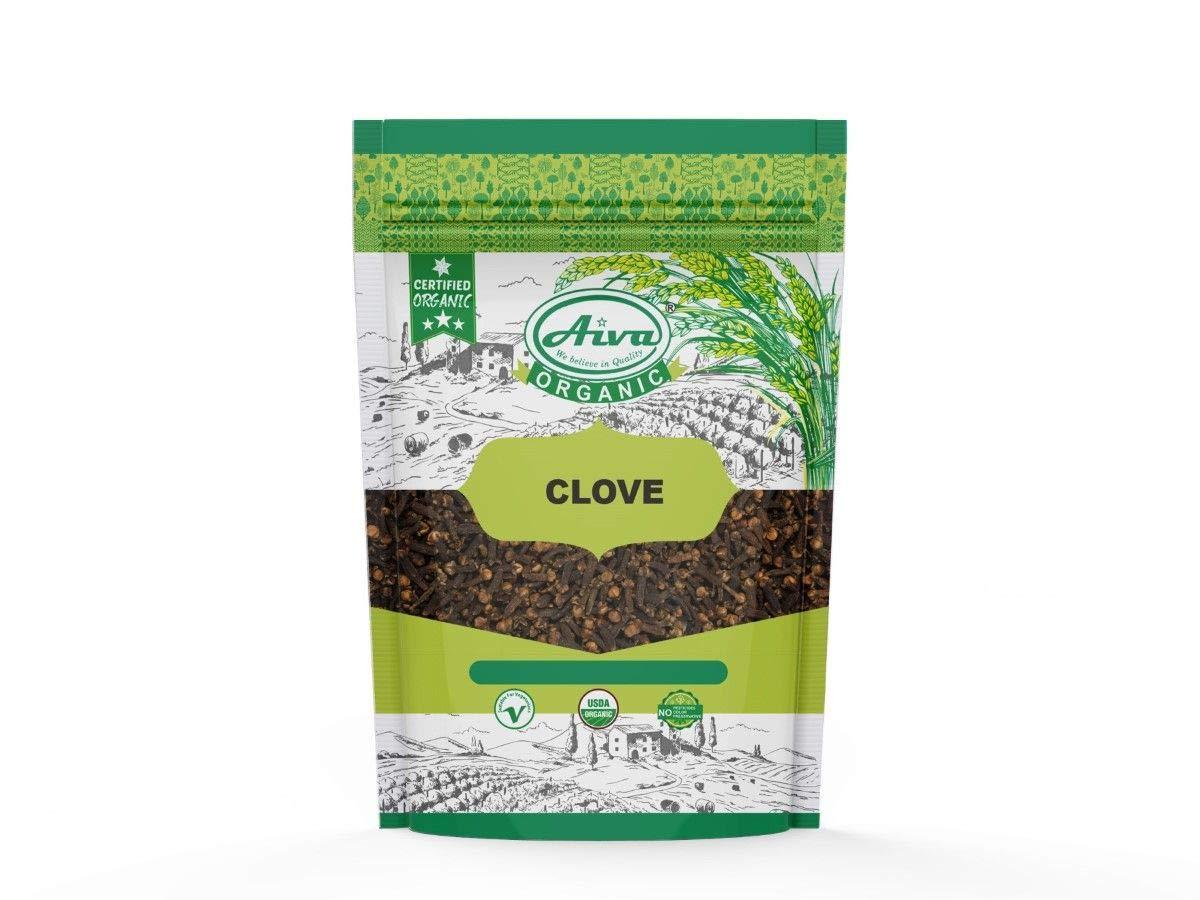 AIVA Organic Whole Cloves 7 oz