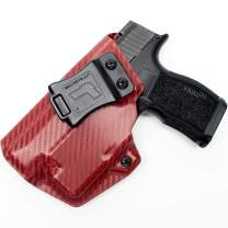 Tulster IWB Profile Holster in Left Hand fits: Sig P365XL w/TLR-6