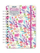 2020 Bold Blossoms Do It All Planner