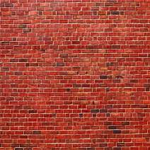 Kate 10x10ft Red Brick Wall Photography Backdrop Holiday Party Decoration Photo Background for Photography Kids Backdrops Props Wrinkles Free