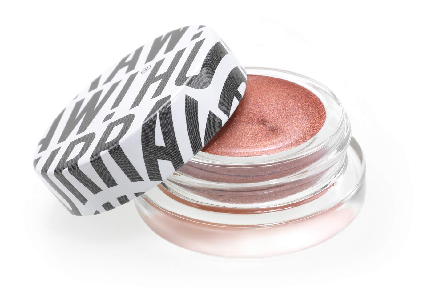 Hurraw Copper Aura Balm: Coconut-based Highlighter, Shimmer, Illuminator & Luminizer. Healthy Beauty with Synthetic Mica. Certified Vegan & Cruelty Free. Organic, Non-GMO & Natural. Made in USA