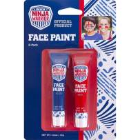 American Ninja Warrior Face Paint Red/Blue