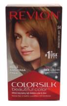 Revlon ColorSilk Hair Color 54 Light Golden Brown 1 Each ( Pack of 3)