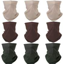 Seamless Face Scarf Head Wraps headwear Bandana Headband Balaclava Neck Gaiter Multifunction
