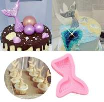 RoyalStyle Silicone Fondant Cake Mold Flower Cake Design Moulds Chocolate Icing Candy Decorating Mould,Multicolour
