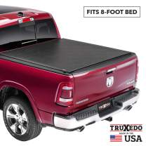 TruXedo Lo Pro Soft Roll Up Truck Bed Tonneau Cover | 544601 | fits 94-01, 2002 Dodge Ram 1500, 2500 & 3500 (2002) 8' bed