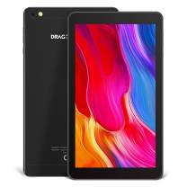 Dragon Touch 7 inch Android 9.0 Pie Tablet, 2GB RAM 16GB Storage, Quad-Core Processor, IPS HD Display, WiFi Only - Black Metal Body (Black)