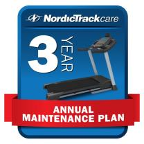 NordicTrack Care 3-Year Annual Maintenance Plan for Fitness Equipment $1500 to $2999