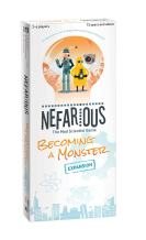 USAOPOLY Nefarious Expansion Pack