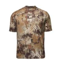 Kryptek Valhalla SS Crew - Short Sleeve Camo Hunting Shirt (Valhalla Collection)