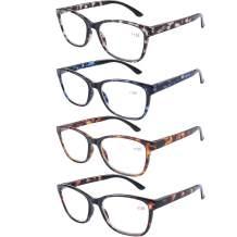 Reading Glasses Blue Light Blocking Computer Readers for Women Men Anti Glare UV Ray
