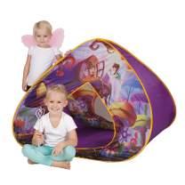 John Popup Indoor/Outdoor Play Tent for Kids (Fairy Flower Theme)