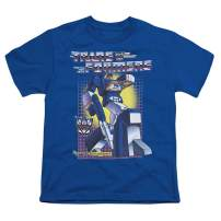 Transformers Soundwave Youth T Shirt & Stickers