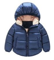 JINTING Toddler Baby Boys Girls Outerwear Hooded Coats Winter Jacket Kids Clothes
