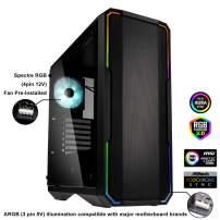 BitFenix BFC-ESM-150-KKWGK-RP Enso Mesh Case Black Mesh Front Panel