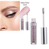 Clearance Promotion 12 Color PHOERA Magnificent Metals Glitter and Glow Liquid Eyeshadow (B)
