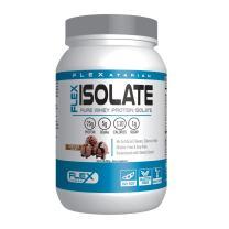 Flexatarian Whey Protein Isolate, Chocolate, 2 Pound