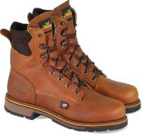 "Thorogood Men's American Heritage 8"" Classic Plain Toe, Non-Safety Toe Boot"
