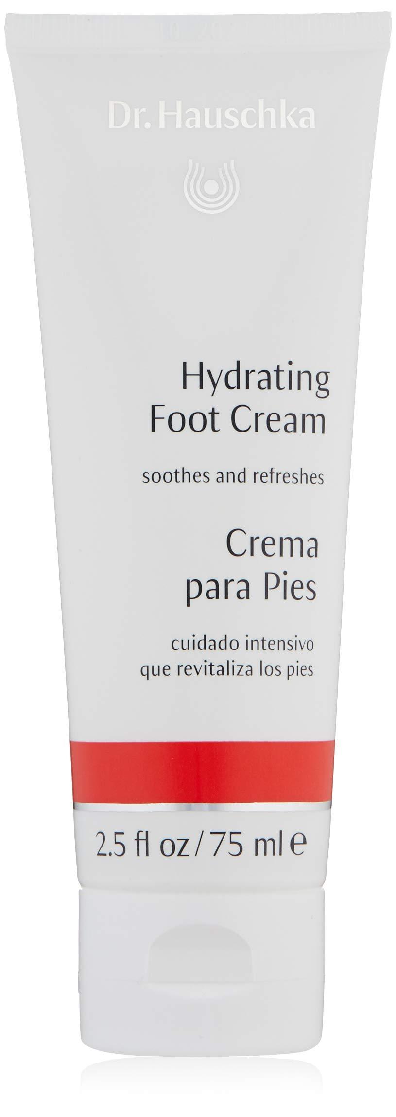 Dr. Hauschka Hydrating Foot Cream, 2.5 Fl Oz
