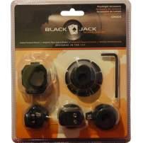BlackJack Global Mount Firefighter Helmet Flashlight Holder (GM005)