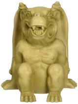 Design Toscano Baby GastonSculptural Pen Holder, Single