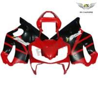 NT FAIRING 2001 2002 2003 Injection Fairing Fit for Honda CBR 600 F4I Glossy Red Black Bodywork Kit