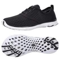 ALEADER Men's Quick Drying Aqua Water Shoes