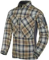 Helikon-Tex MBDU Flannel Shirt, Patrol Line, Outdoor Tactical Look
