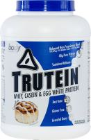 Body Nutrition Trutein Cinnabun 4 lbs Protein Shakes/Shake, Meal Replacement Drink Mix, Post/Pre Workout Shake Powder.