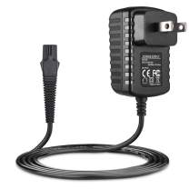 Braun Shaver Charger 12V Power Cord for Braun Series 7 9 3 5 1 Electric Razor Shaver Replacement Power Adapter for 720 760cc 790cc 720s-4 7865cc 9090cc 9093 9095cc 3350cc-4 390cc 3040s 340s 370