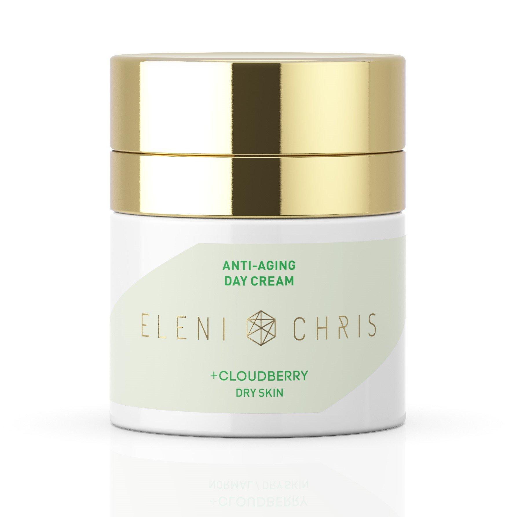 Eleni & Chris - Anti-Aging Day Cream for Normal or Dry Skin, 50ml/1.7 Oz. (Dry Skin)