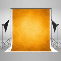 5ft(W) x7ft(H) Yellow Orange Abstract Backdrop Texture Microfiber Vintage Abstract Photography Backdrop Portrait Photo Studio Props for Photographer Shoot