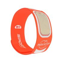 Para'Kito Mosquito Repellent - Sport Edition Wristbands - Orange