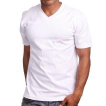 PRO 5 V-Neck Mens Short Sleeve T-Shirt