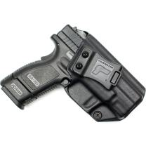 "Tulster IWB Profile Holster in Right Hand fits: Springfield Armory XD 3"" 9mm/.40"