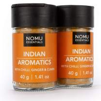 NOMU Essentials Indian Curry Powder (Mild) (2.82 oz | 2-pack) | MSG & Gluten Free, Non-irradiated, Non-GMO