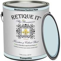 Retique It rfp by Renaissance Furniture Paint, Gallon, 32 Tranquility, 128 Ounces