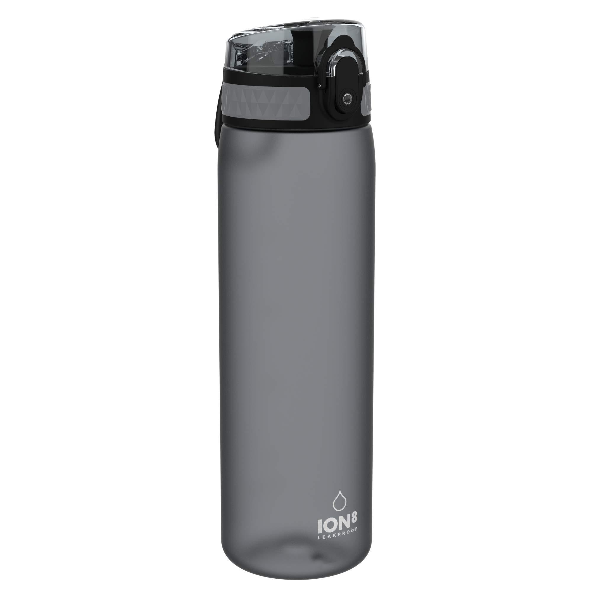 Ion8 Slim Leak Proof BPA Free Water Bottle