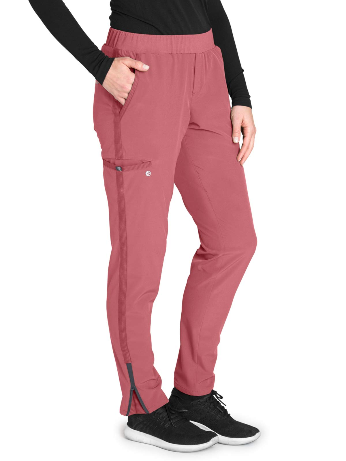 BARCO One Wellness 5-Pocket Cargo Pant for Women - Stretch Medical Scrub Pant