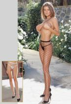 Dreamgirl Pantyhose Fence Net